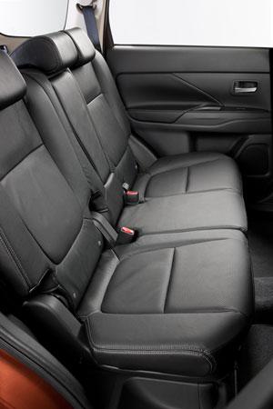 Foto Interiores (10) Mitsubishi Outlander Suv Todocamino 2012