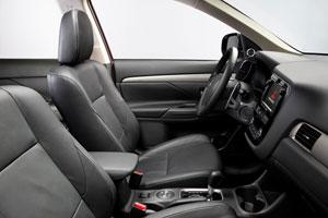 Foto Interiores (11) Mitsubishi Outlander Suv Todocamino 2012