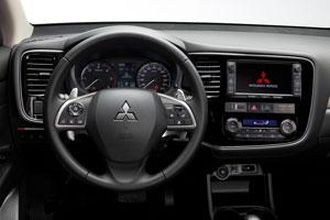 Foto Interiores (13) Mitsubishi Outlander Suv Todocamino 2012