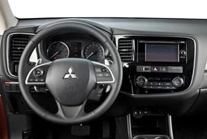 Foto Interiores (2) Mitsubishi Outlander Suv Todocamino 2012