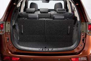 Foto Interiores (5) Mitsubishi Outlander Suv Todocamino 2012