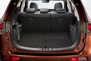 Foto Interiores (6) Mitsubishi Outlander Suv Todocamino 2012