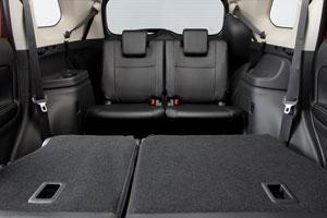 Foto Interiores (8) Mitsubishi Outlander Suv Todocamino 2012