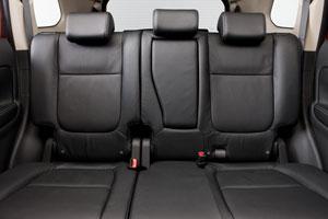 Foto Interiores (9) Mitsubishi Outlander Suv Todocamino 2012