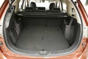 Foto Interiores (3) Mitsubishi Outlander Suv Todocamino 2012