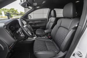 Foto Interiores Mitsubishi Outlander-phev Suv Todocamino 2019