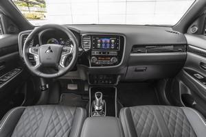 Foto Salpicadero Mitsubishi Outlander-phev Suv Todocamino 2019