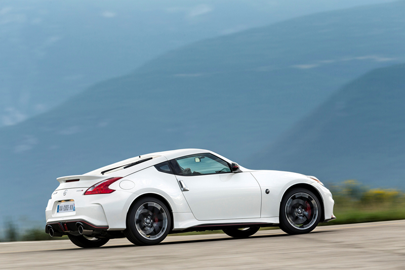 Foto Exteriores Nissan 370z Cupe 2015
