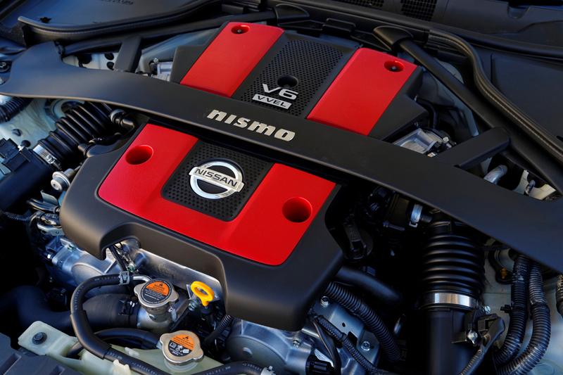 Foto Detalles Nissan 370z Nismo Cupe 2013
