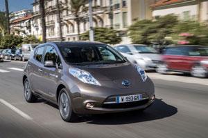 Foto Exteriores (6) Nissan Leaf-30 Kwh Dos Volumenes 2016