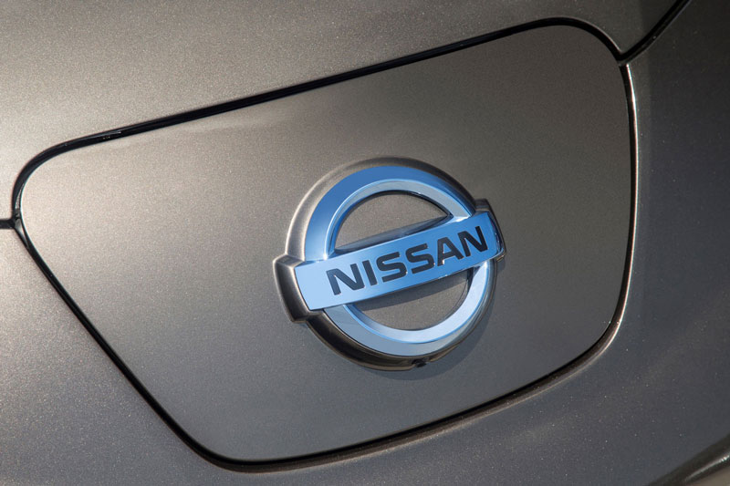 Foto Detalles Nissan Leaf 30 Kwh Dos Volumenes 2016