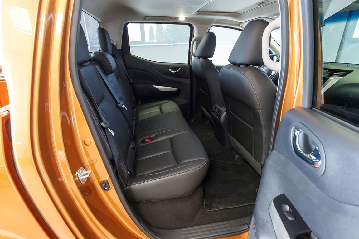 Foto Detalles Nissan Navara Np300 Suv Todocamino 2015