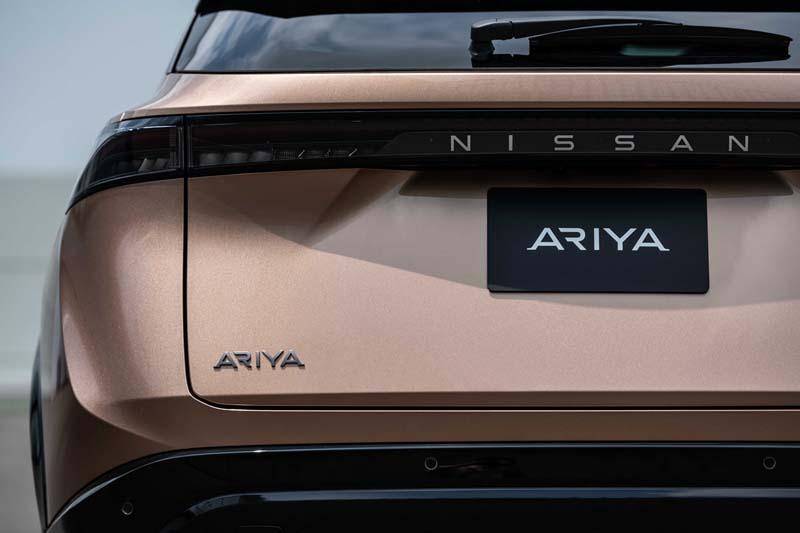 Foto Detalles Nissan Ariya Suv Todocamino 2021