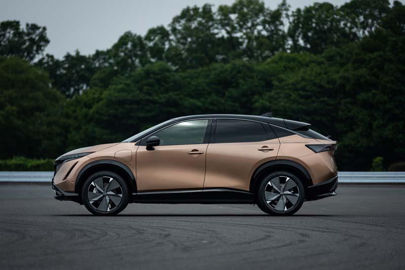 Foto Exteriores Nissan Ariya Suv Todocamino 2021