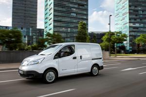 Foto Exteriores (1) Nissan E-nv200 Vehiculo Comercial 2014