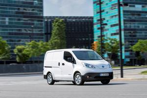 Foto Exteriores (11) Nissan E-nv200 Vehiculo Comercial 2014