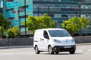 Foto Exteriores (14) Nissan E-nv200 Vehiculo Comercial 2014
