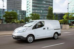 Foto Exteriores (16) Nissan E-nv200 Vehiculo Comercial 2014