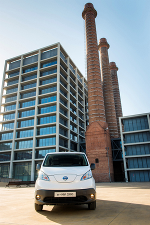Foto Exteriores (17) Nissan E-nv200 Vehiculo Comercial 2014