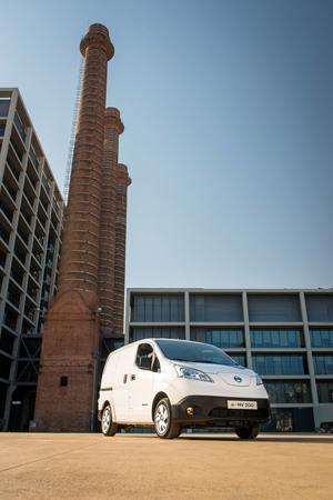 Foto Exteriores (18) Nissan E-nv200 Vehiculo Comercial 2014