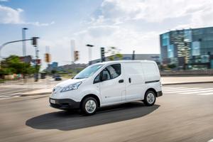 Foto Exteriores (2) Nissan E-nv200 Vehiculo Comercial 2014