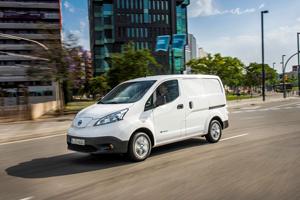Foto Exteriores (3) Nissan E-nv200 Vehiculo Comercial 2014