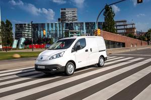 Foto Exteriores (4) Nissan E-nv200 Vehiculo Comercial 2014