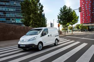 Foto Exteriores (5) Nissan E-nv200 Vehiculo Comercial 2014
