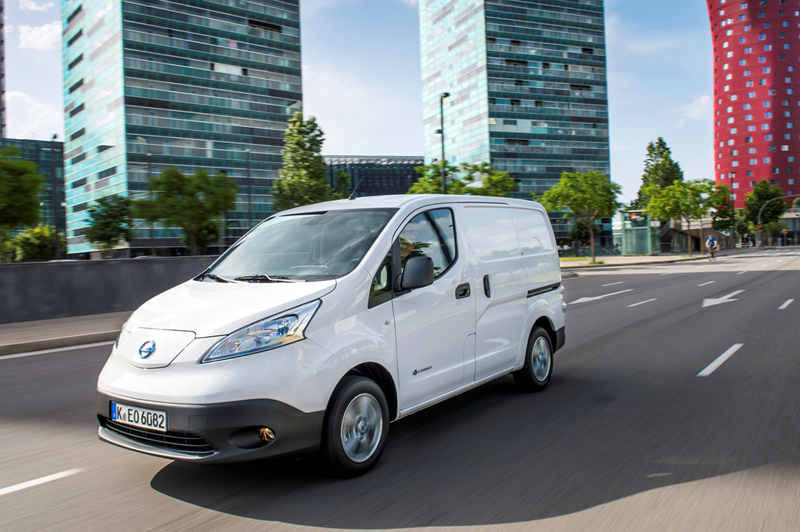 Foto Exteriores (10) Nissan E-nv200 Vehiculo Comercial 2014
