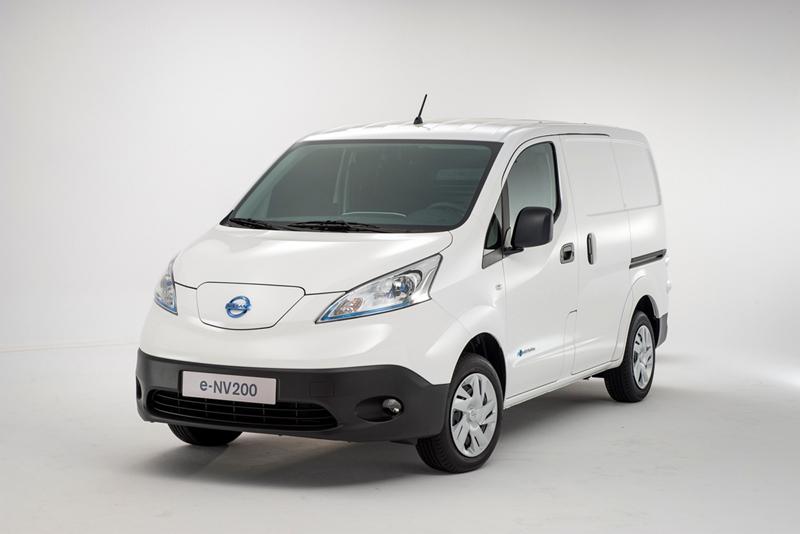 Foto Exteriores (20) Nissan E-nv200 Vehiculo Comercial 2014