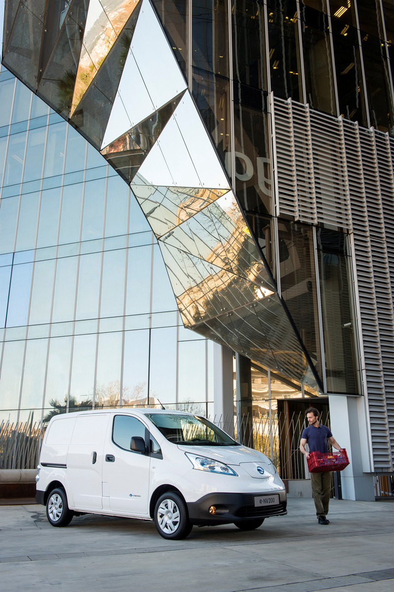 Foto Exteriores (21) Nissan E-nv200 Vehiculo Comercial 2014