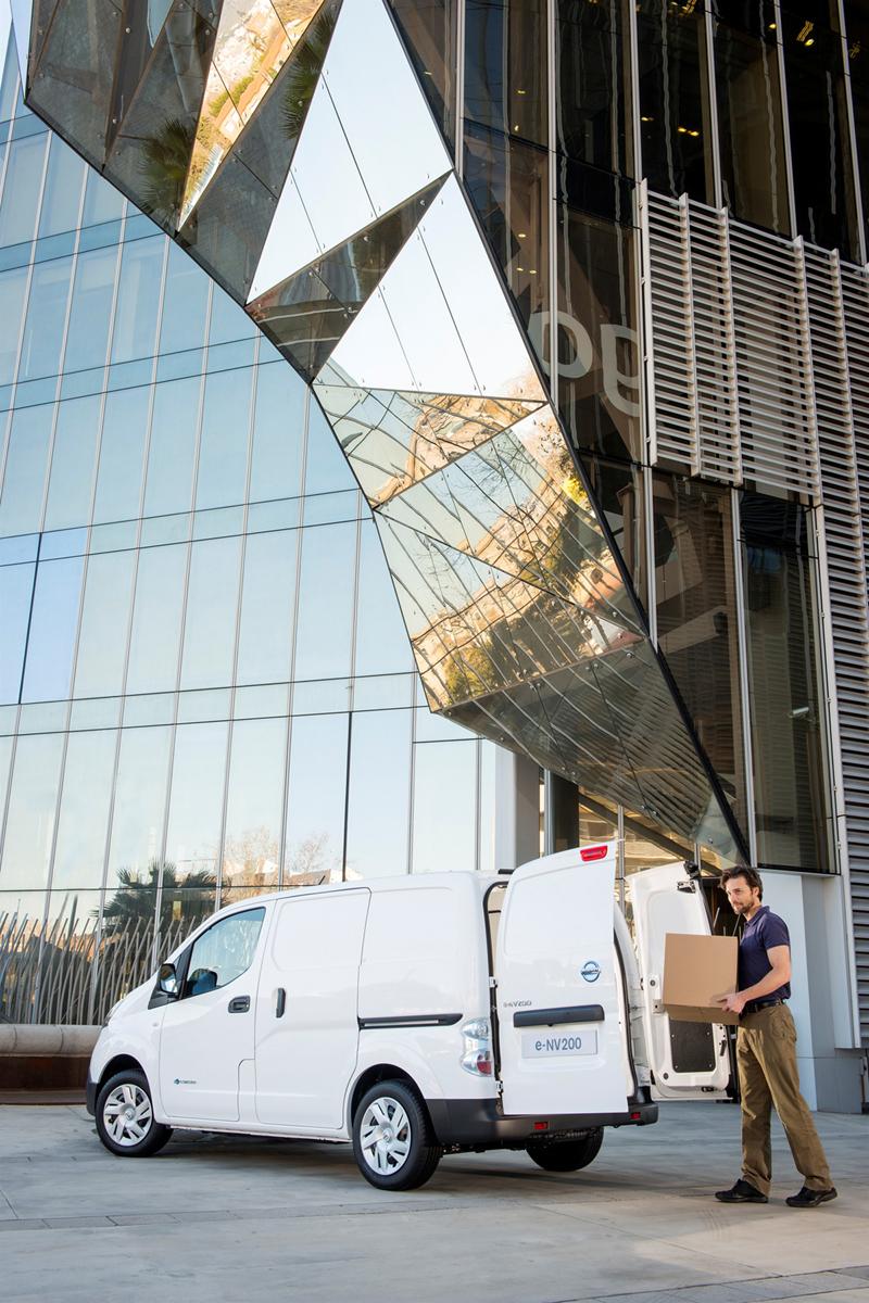 Foto Exteriores (26) Nissan E-nv200 Vehiculo Comercial 2014