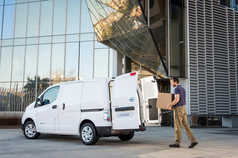 Foto Exteriores (28) Nissan E-nv200 Vehiculo Comercial 2014