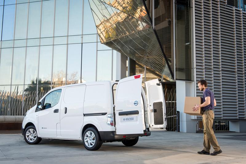 Foto Exteriores (29) Nissan E-nv200 Vehiculo Comercial 2014