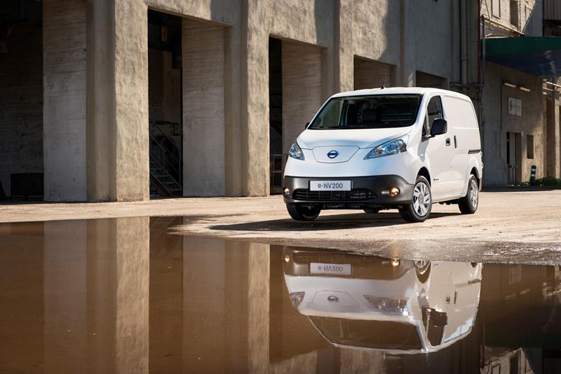 Foto Exteriores (30) Nissan E-nv200 Vehiculo Comercial 2014