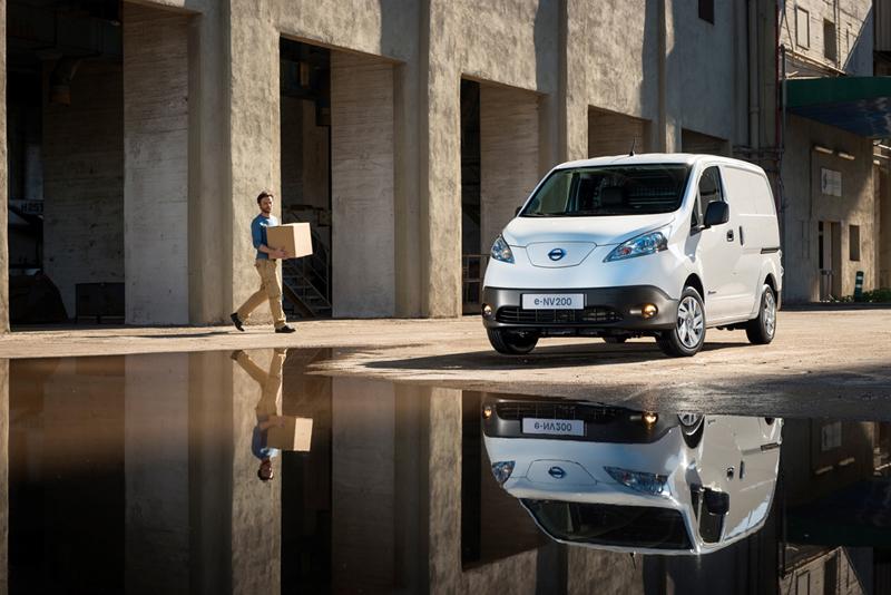 Foto Exteriores (31) Nissan E-nv200 Vehiculo Comercial 2014