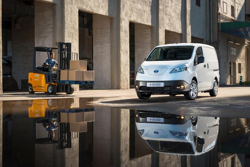 Foto Exteriores (32) Nissan E-nv200 Vehiculo Comercial 2014
