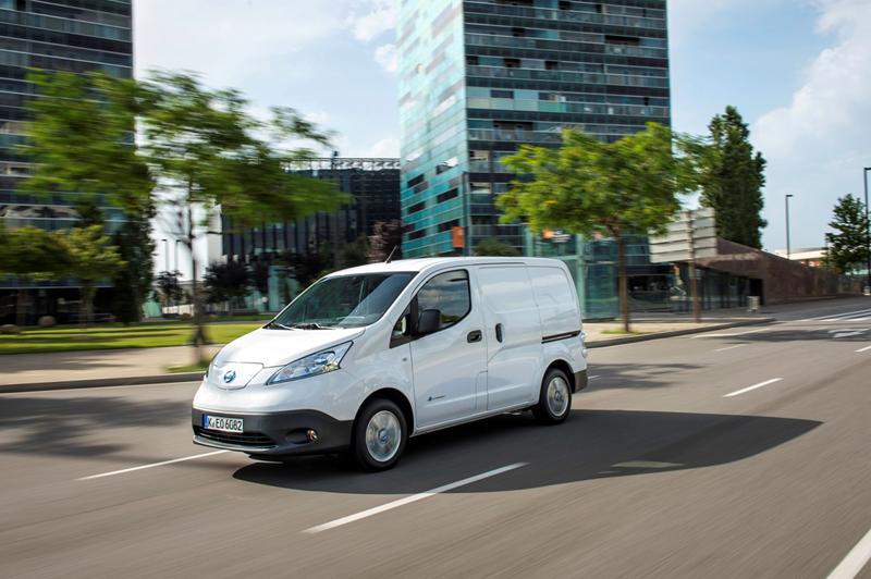 Foto Exteriores (43) Nissan E-nv200 Vehiculo Comercial 2014