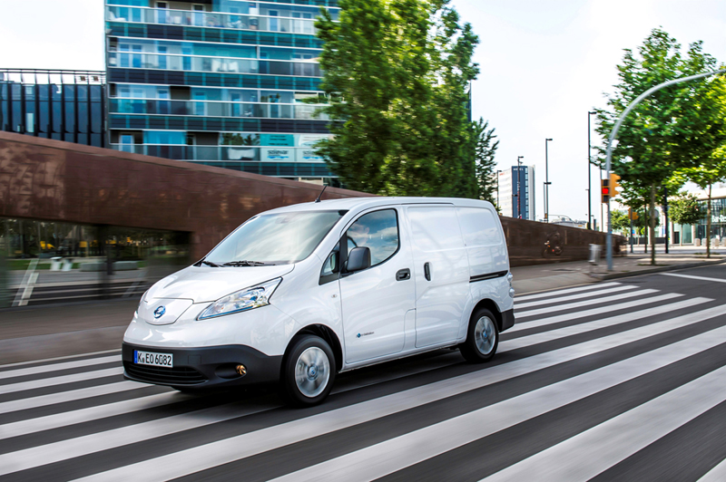 Foto Exteriores (7) Nissan E-nv200 Vehiculo Comercial 2014