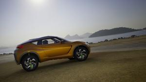 Foto Exteriores (4) Nissan Extrem Suv Todocamino 2012