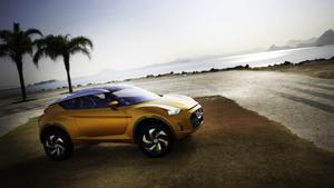 Foto Exteriores (6) Nissan Extrem Suv Todocamino 2012