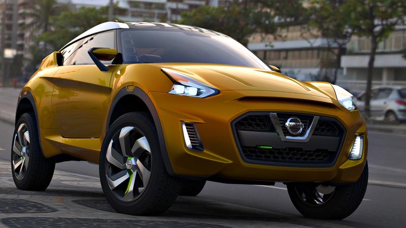 Nuevo Nissan Extrem 2012