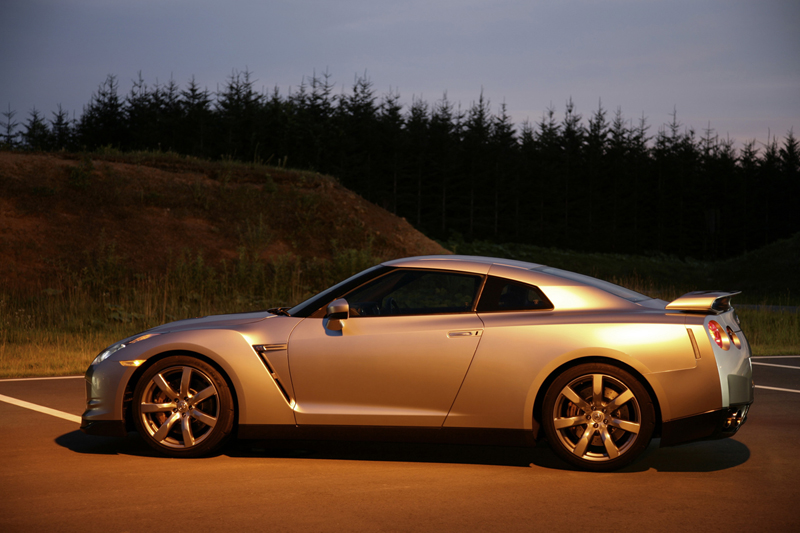 Foto Exteriores Nissan Gt R Cupe 2009