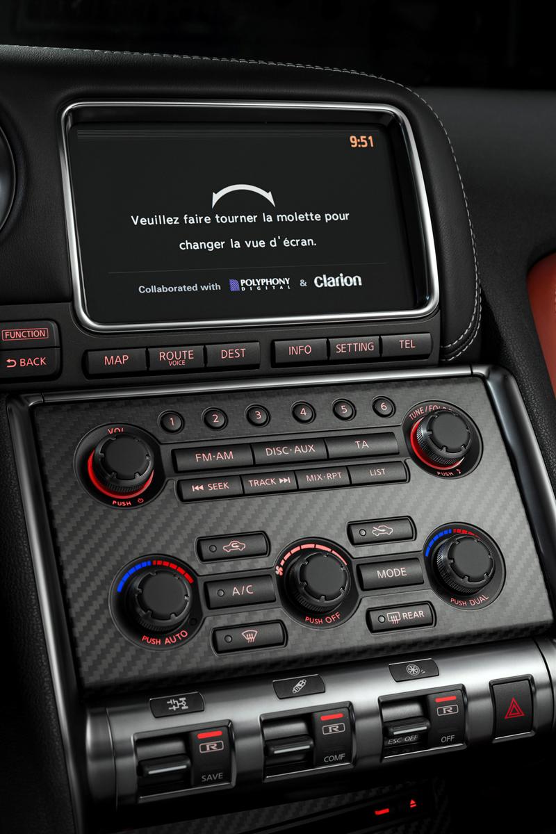 Foto Detalles Nissan Gt R Cupe 2012