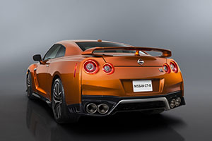 Foto Exteriores (12) Nissan Gt-r Cupe 2016
