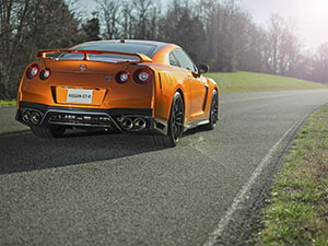 Foto Exteriores (14) Nissan Gt-r Cupe 2016