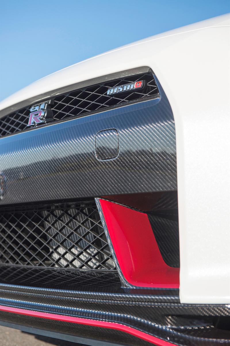 Foto Detalles Nissan Gt R Nismo Cupe 2014