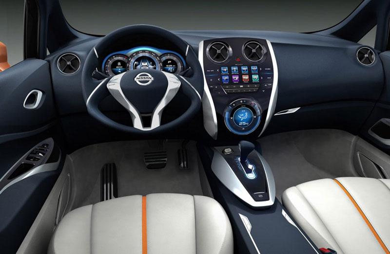 Foto Nissan Invitation 2012 Nissan Invitation Concept 2012