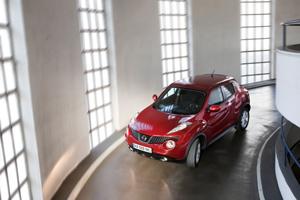 Foto Exteriores-(6) Nissan Juke Suv Todocamino 2010