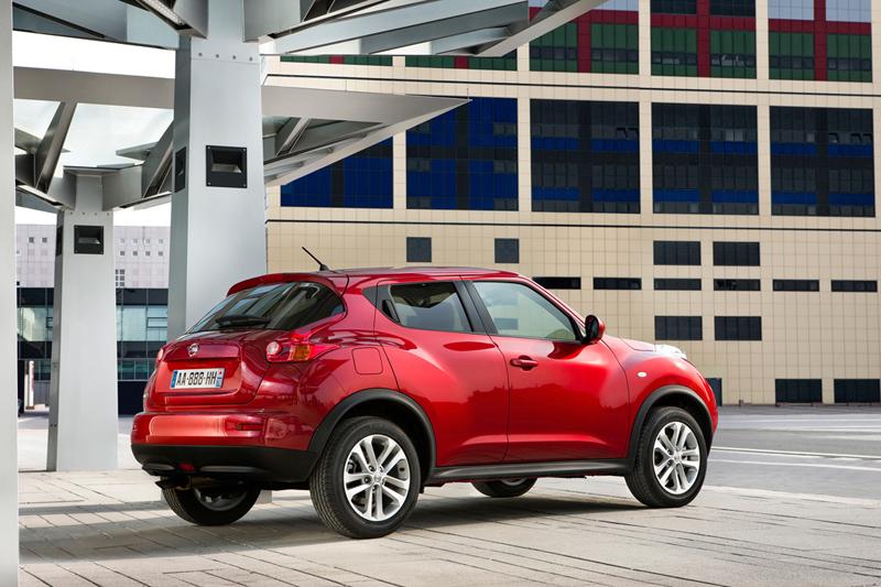 Foto Exteriores Nissan Juke Suv Todocamino 2010